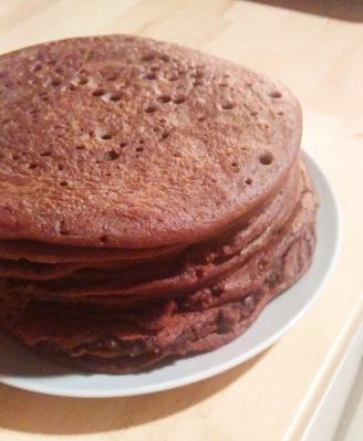pancakeschocolat