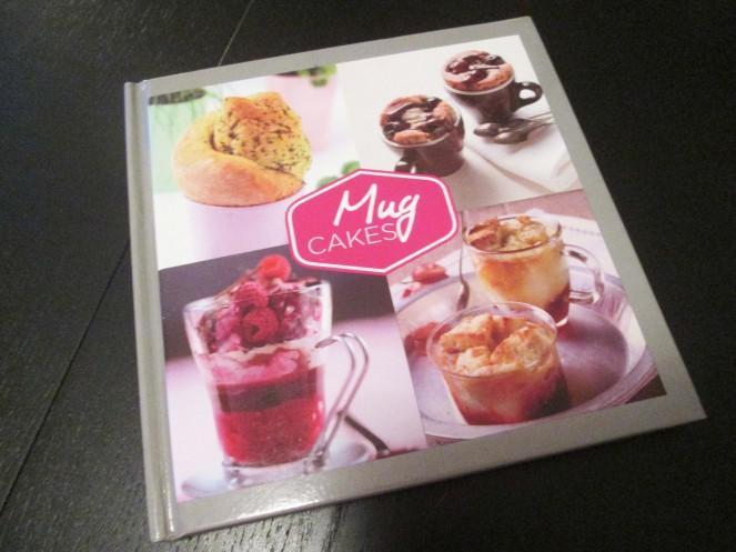 Livre Mug cakes aux Éditions i2c
