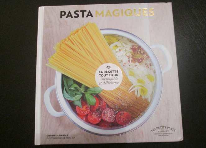 Livre Pasta magiques