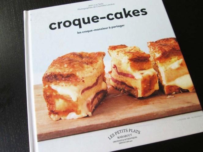 Livre croque-cakes, Marabout