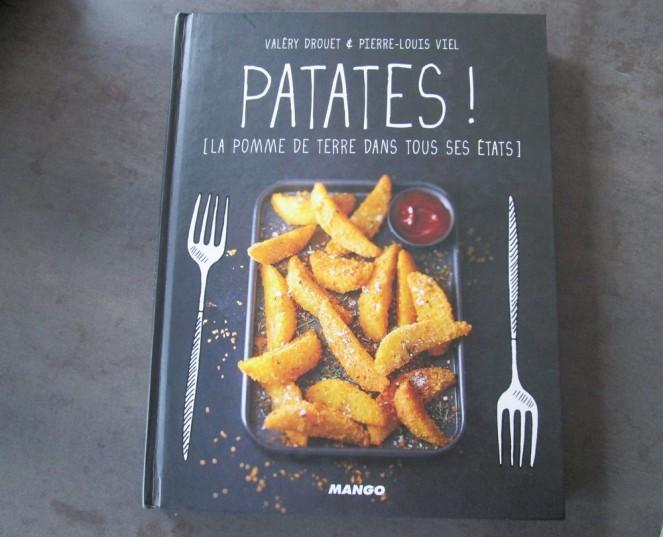 "Livre ""Patates !"" chez Mango"