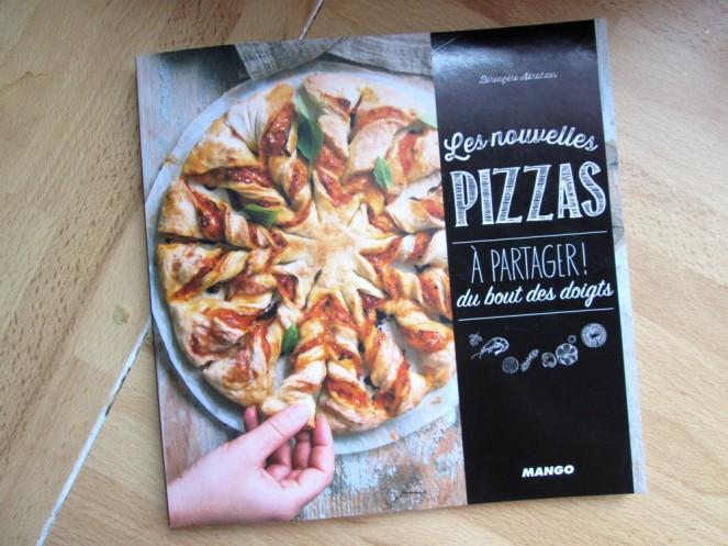 Livre Nouvelles pizzas