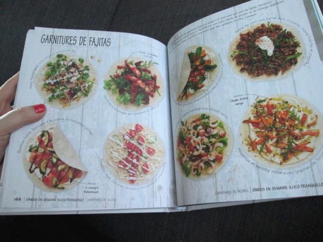 Exemple page recette et variantes