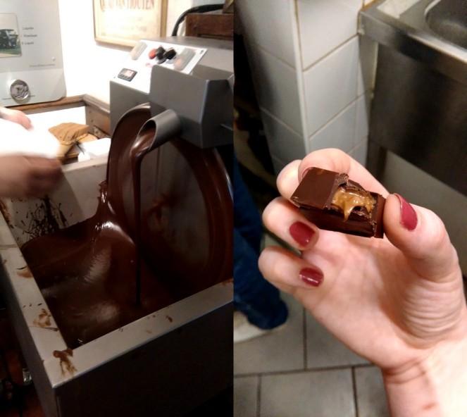 Musée du chocolat à Bruxelles