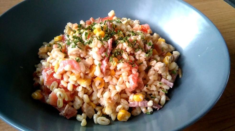 Salade d'été à l'ébly